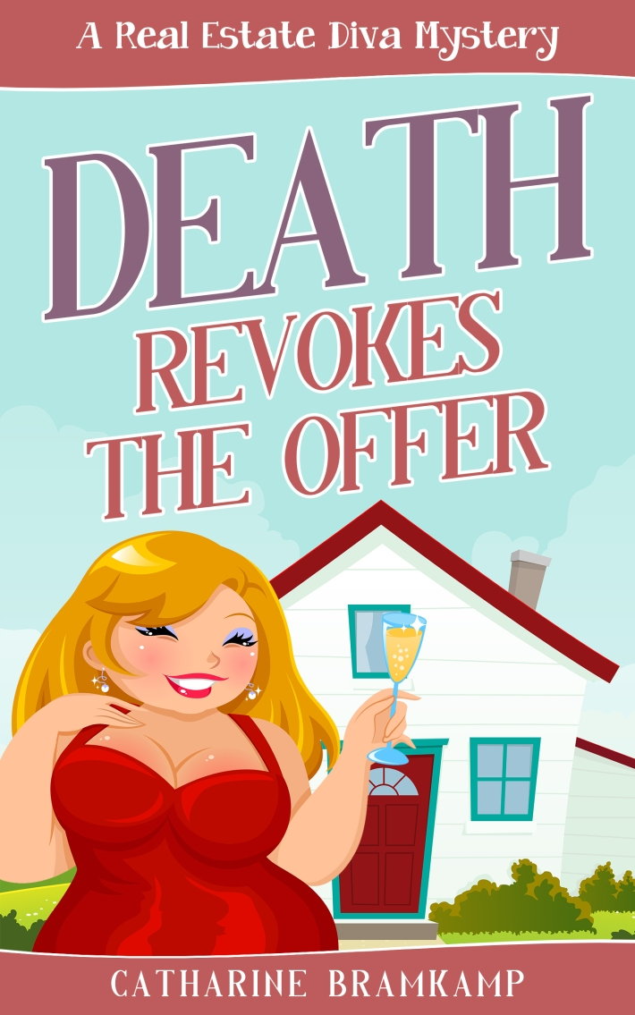 New cover for Death Revokes the Offer